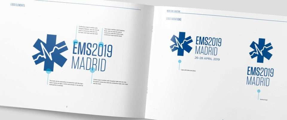 EMS2019 Madrid logo