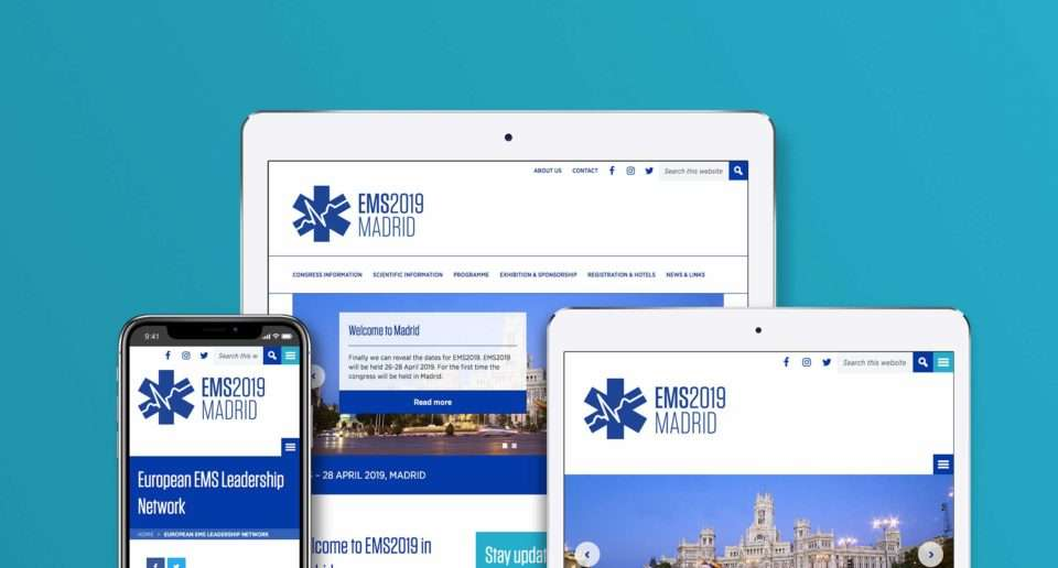 EMS Europe mobile devices