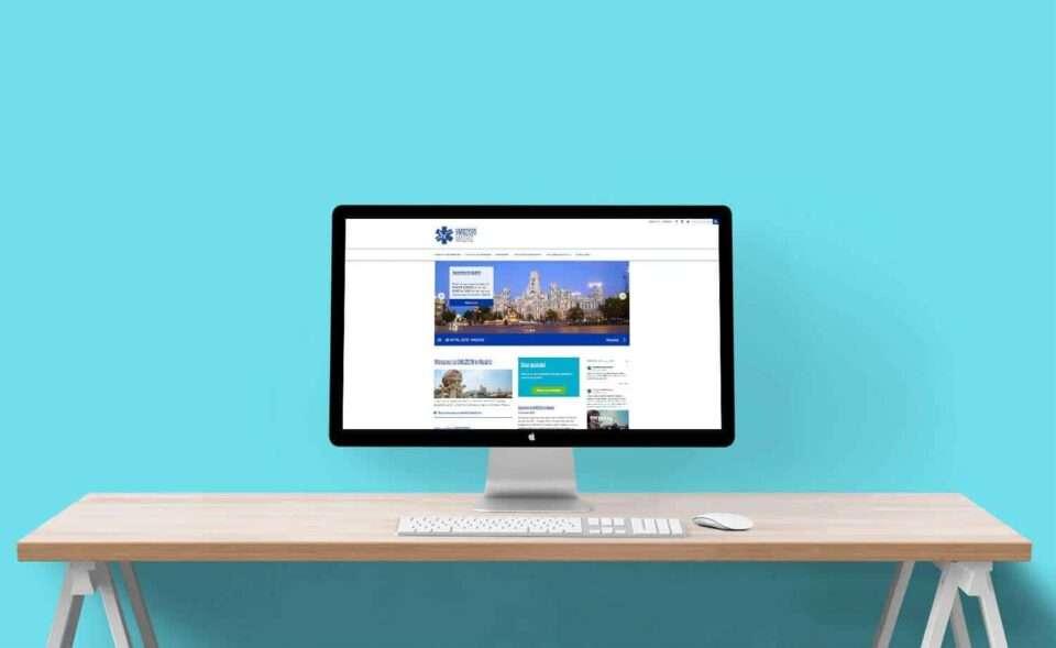 EMS2018 website