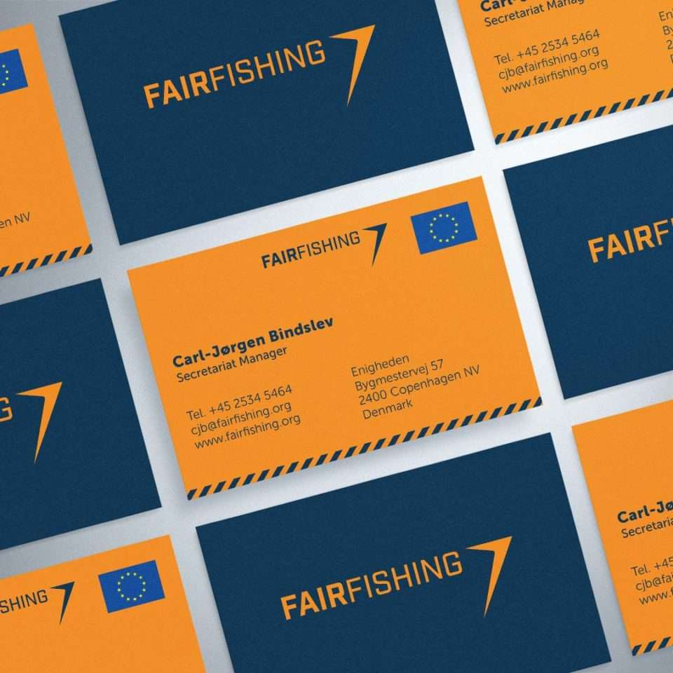 Fairfishing business card