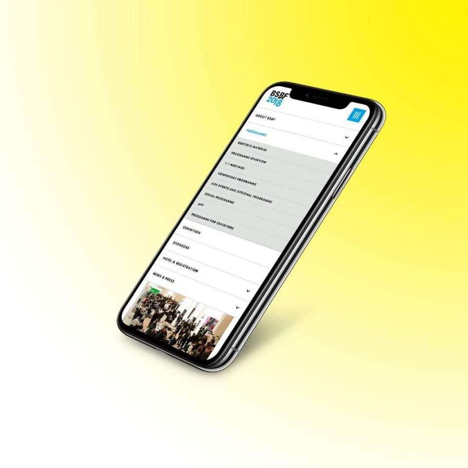 BSBF 2018 iPhone X