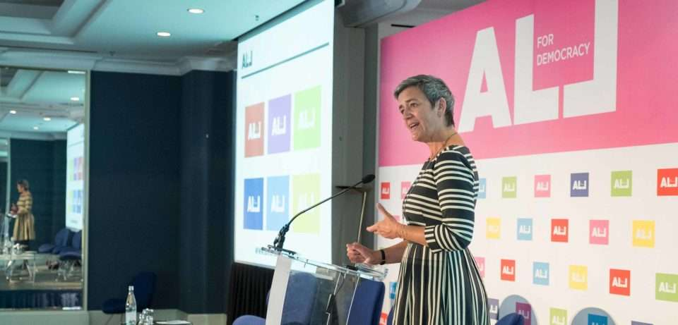 ALL for Democracy, Margrethe Vestager